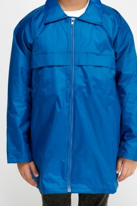 Casual Waterproof Jacket - 10 Colours - Just £5