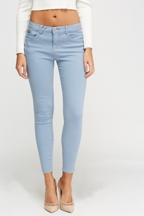 Slim Fit Casual Jeans
