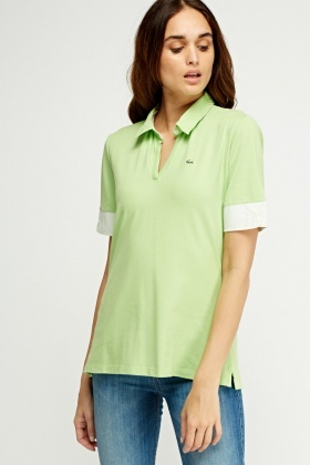 Lacoste Contrast Polo T-Shirt