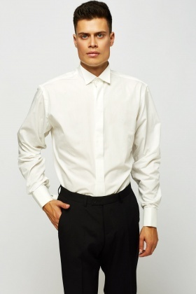 Smart Ivory Extra Tall Shirt