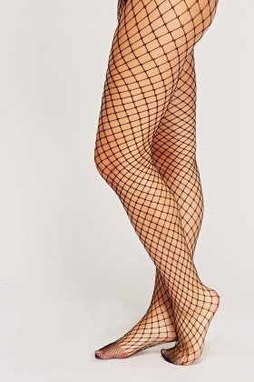 Panty Large Fish Net Tights