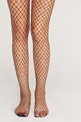 Fishnet Pantyhose Tights