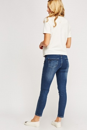 Maternity Denim Jeans