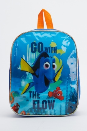 718f20f0efc Finding Nemo Kids Backpack - Just £5