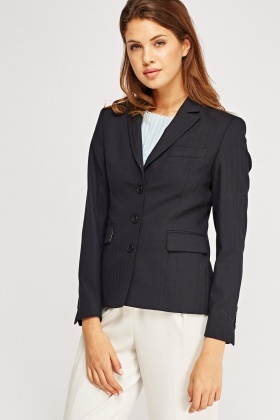 Formal Navy Blazer