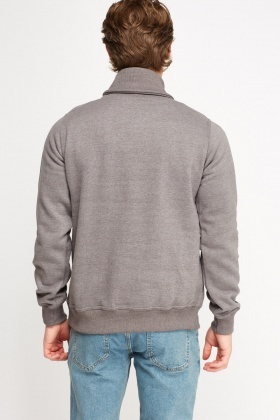 Cowl Neck Basic Jumper