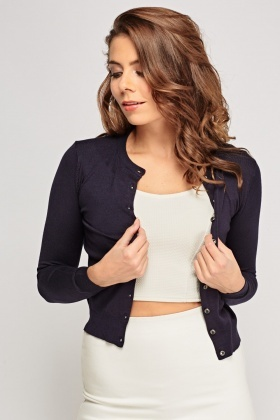 Button Up Casual Cardigan