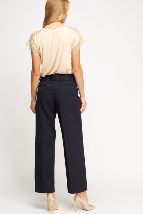 Formal Navy Trousers