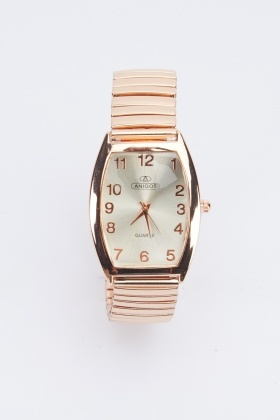 Classic Elasticated Watch
