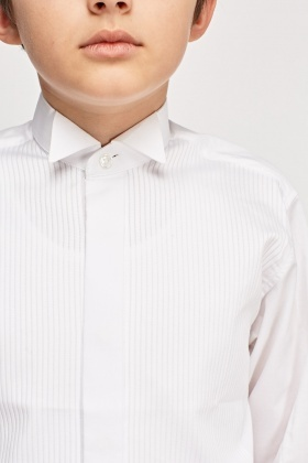 Winy Collar Dress Shirt