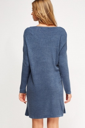 Long Jumper Dress