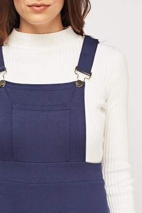 Dungarees Casual Dress