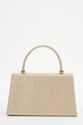 Lurex Box Small Bag