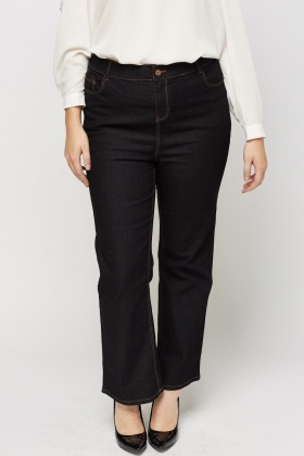 Bootcut Casual Jeans