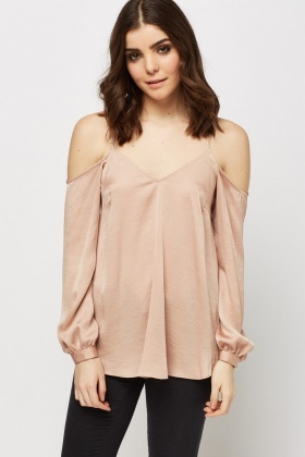 Cold Shoulder Cami Top