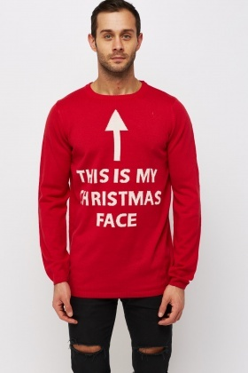 Logo Christmas Sweater