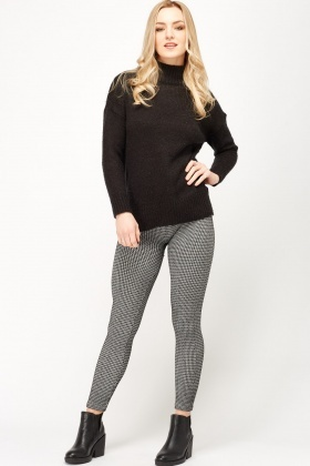 Mono Knitted Leggings