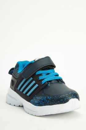 Contrast Sports Boys Trainers