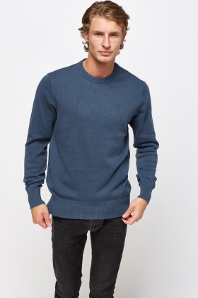 Middle Blue Sweater