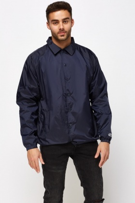 Waterproof Button Up Jacket