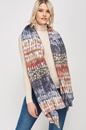 Multi Printed Scarf