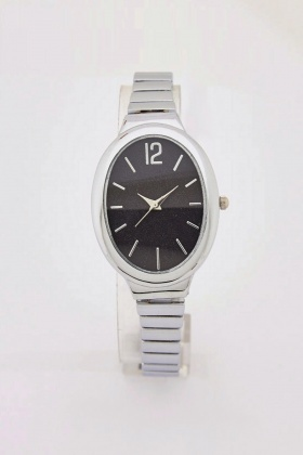 Classic Oval Watch