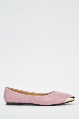 Detailed Court Pumps