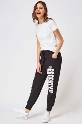Brooklyn Casual Jogger Pants