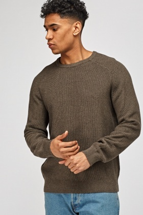 Pure Cotton Clay Sweater