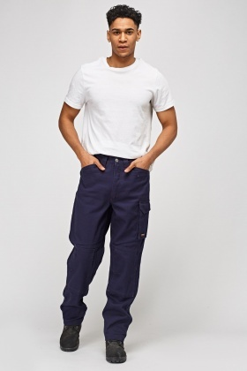 Combat Multi Pocket Work Trousers
