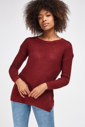 Loose Knit Sweater