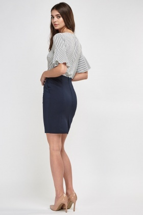 Formal Pencil Skirt