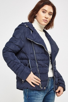 Padded Puffa Jacket