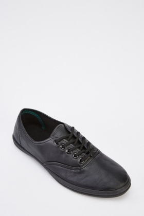 Low Top Mens Casual Trainers