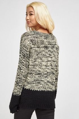 d9fc530bf1933 Chunky Cable Knit Jumper - Just £5