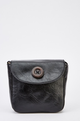 Small Bucket Crossbody Bag