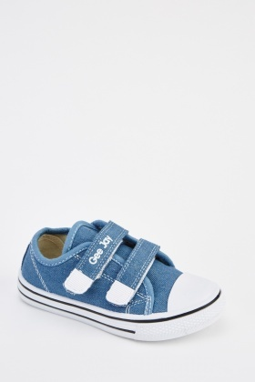 Kids Denim Shoes