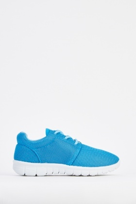 Kids Basic Low Top Trainers