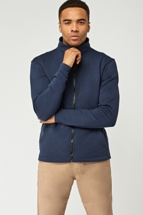 Basic Zip Up Jacket