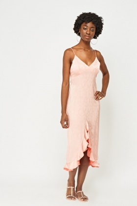 Sweetheart Slip Maxi Dress