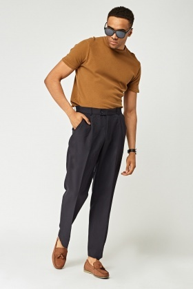 Casual Tailored Trousers
