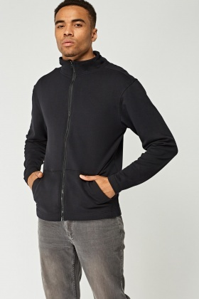 Thin High Neck Jacket