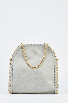 Cross Chain Shoulder Bag