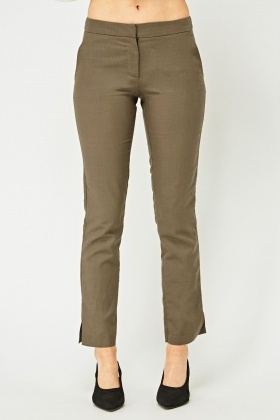 Light Weight Cigarette Trousers