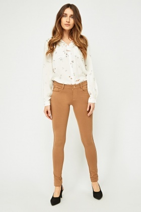 Wangue Skinny Fit Jeggings