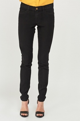 Low Waist Skinny Fit Jeans