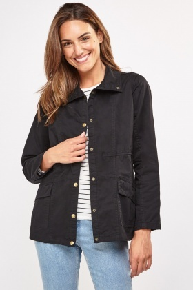 Light Weight Cotton Jacket