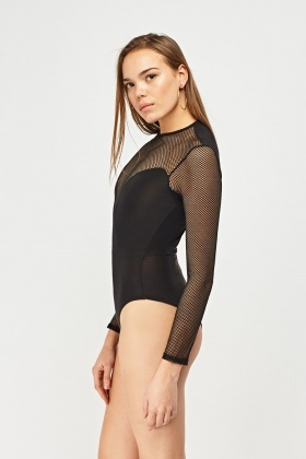 Sweetheart Bodysuit