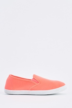 Basic Slip On Shoes