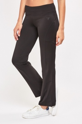 Straight Leg Sports Leggings